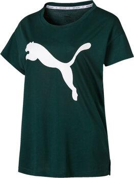 Puma Active Logo shirt Dames Groen