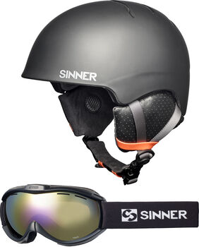 Sinner Lost Trail / Toxic combi-pack Heren Zwart