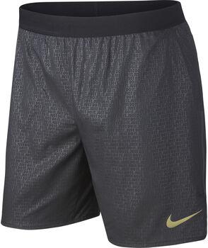 Nike Distance short Heren Zwart