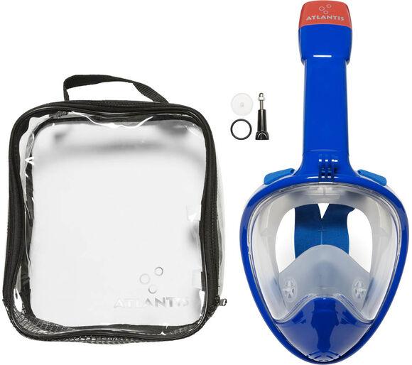 Atlantis 2.0 Full Face snorkelmasker