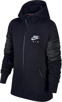 Nike Air jr hoodie Zwart