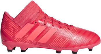 adidas Nemeziz 17.3 jr voetbalschoenen Zwart