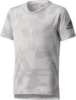 Adidas Engineered Training jr shirt  Jongens Zwart