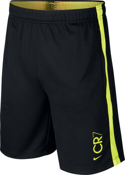 Nike Dri-FIT CR7 Voetbalbroekjes Zwart