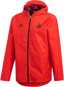 ADIDAS Tan Windbreaker jack Heren Rood