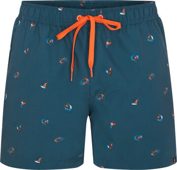 FIREFLY Konan zwemshort Heren Blauw