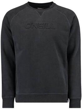 O'Neill Logo Crew Neck sweater Heren Zwart