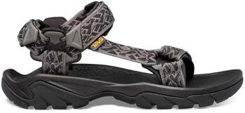Teva Terra Fi 5 Universal slippers Heren Zwart