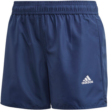 adidas Classic Badge of Sport kids zwemshort  Blauw