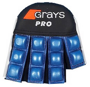 Grays Sensor Pro Links hockeyhandschoen maat M Heren Blauw