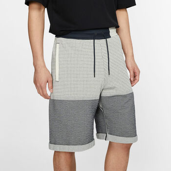 Nike Sportswear Tech pack short Heren Bruin