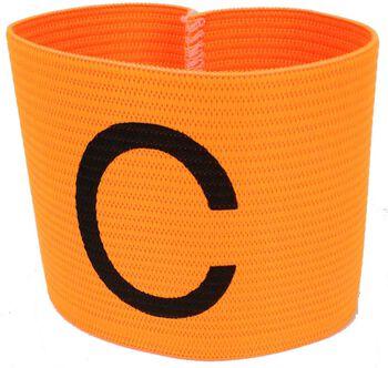 PRO TOUCH aanvoerdersband Oranje