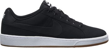 Nike Court Royale Canvas sneakers Heren Zwart