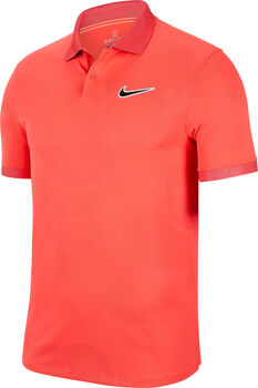 Nike Court Breathe Advantage polo Heren Rood