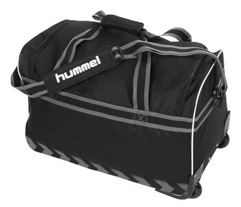 Hummel Medium Travelbag Elite Zwart