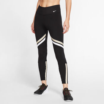 Nike One Icon Clash tight Dames Zwart