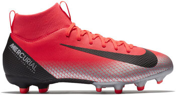 Nike Superfly 6 Academy CR7 MG jr voetbalschoenen Rood