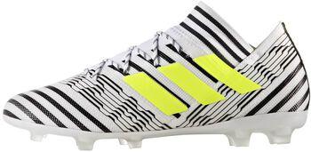 ADIDAS Nemeziz 17.2 FG voetbalschoenen Wit