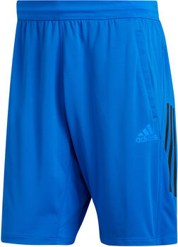 adidas 3-Stripes 9-Inch short Heren Blauw