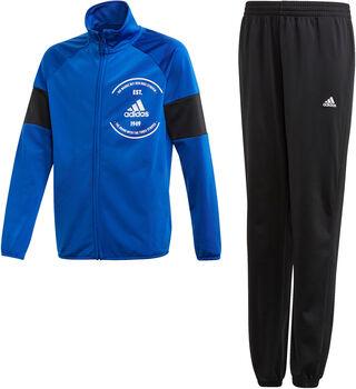 adidas Primegreen kids trainingspak Jongens Blauw