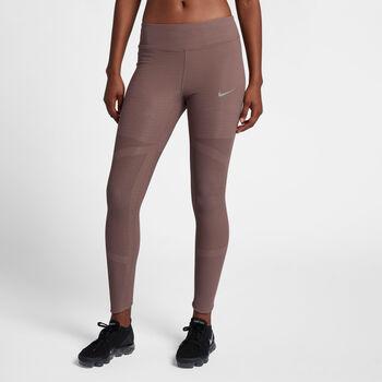 Nike Epic Lux Athena legging Dames Bruin