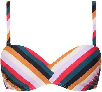 Beach Life Multiway bikinitop Dames Multicolor