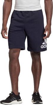 adidas Must Haves Badge of Sport short Heren Blauw