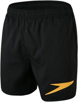 Speedo Sport Logo 16 zwembroek Heren Zwart