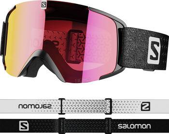 Salomon X/View Sigma skibril Zwart