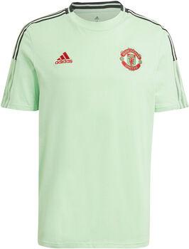 adidas Manchester United T-shirt Heren Groen