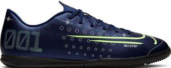 Nike Vapor 13 Club voetbalschoenen Jongens Blauw