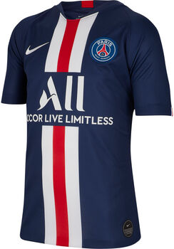 Nike Paris Saint-Germain Breathe Stadium thuisshirt Jongens Blauw