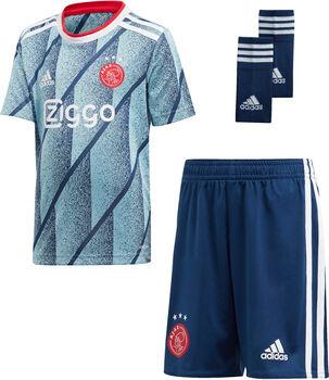 adidas Ajax mini set kids 2020/2021 Jongens Zwart