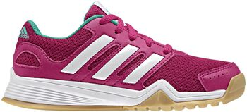 adidas Interplay Lace jr indoorschoenen Roze
