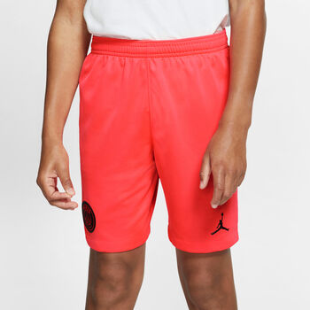 Nike Paris Saint-Germain jr thuisshort 2019-2020 Jongens Rood