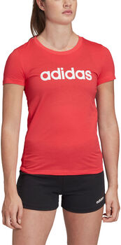 adidas Linear shirt Dames Roze