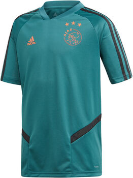 ADIDAS Ajax jr trainingsshirt Jongens Groen