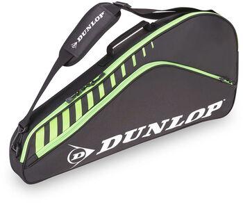 Dunlop Club 2.0 3-pack squashtas Zwart