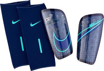 Nike Mercurial Lite scheenbeschermers Blauw