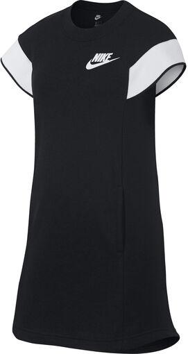 Nike - Sportswear jurk - Meisjes - Kleding - Zwart - S