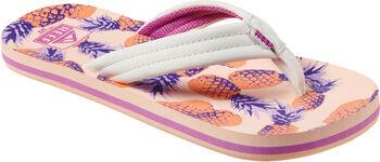 Reef Aho Snow Cone kids slippers Meisjes Roze