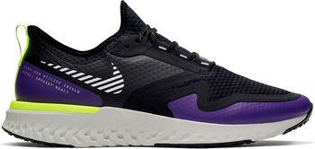 Nike Odyssey React 2 Shield hardloopschoenen Heren Zwart