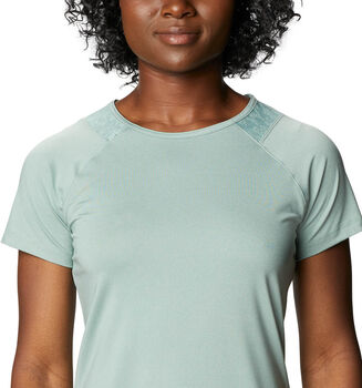 Columbia Peak To Point II shirt Dames Blauw
