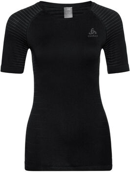 Odlo Performance Light ondershirt Dames Zwart