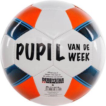 Derbystar Pupil Van De Week voetbal Wit