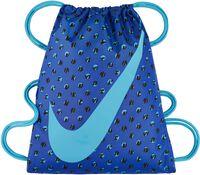 Nike Graphic gymtas Blauw