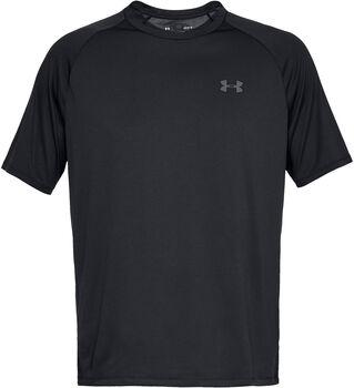 Under Armour Tech shirt Heren Zwart
