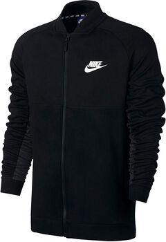 Nike Sportswear Advance 15 jack Heren Zwart
