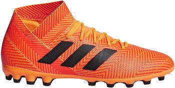 ADIDAS Nemeziz 18.3 AG voetbalschoenen Heren Zwart