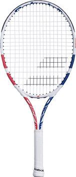 Babolat Drive 24 Strung kids tennisracket Meisjes Wit